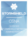 Certification Stormshield CSNA